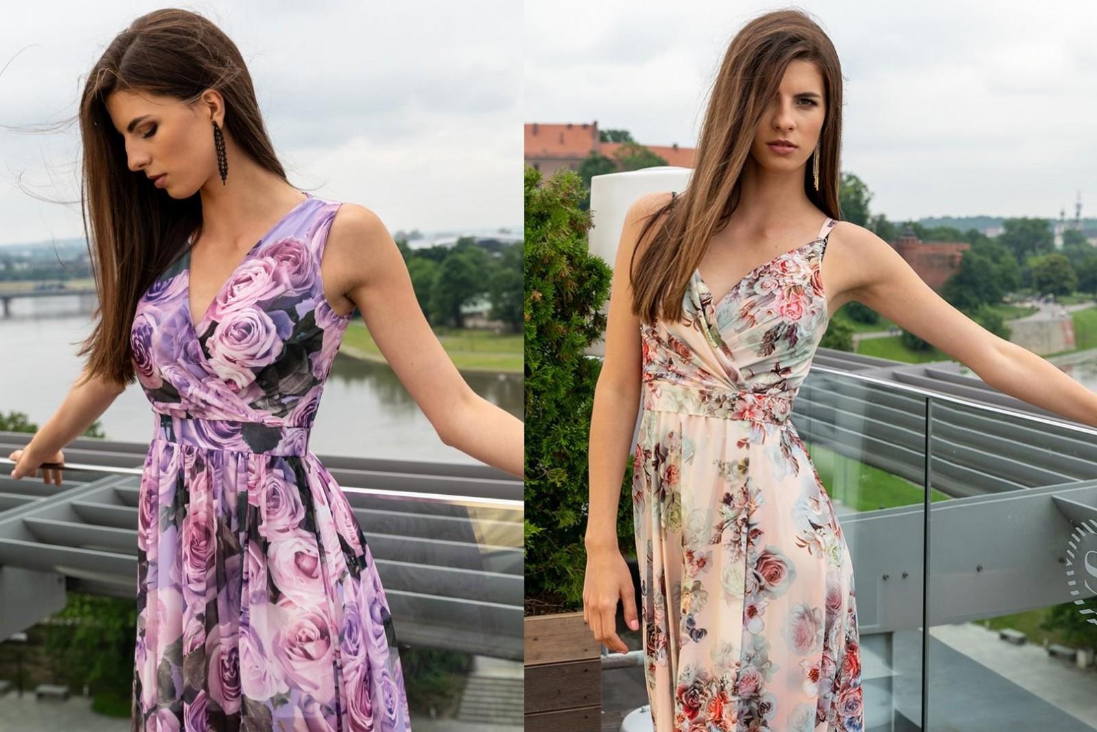 Sukienki w kwiaty – na co dzień, do pracy i od święta